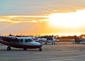 Municipal Airport in Venice, FL