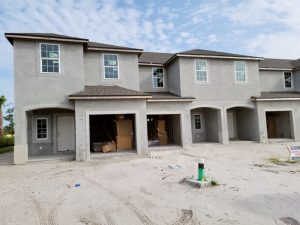 New Townhomes in Palmero Sarasota