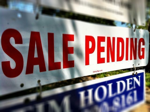 Pending Home Sales Bounce Back In July