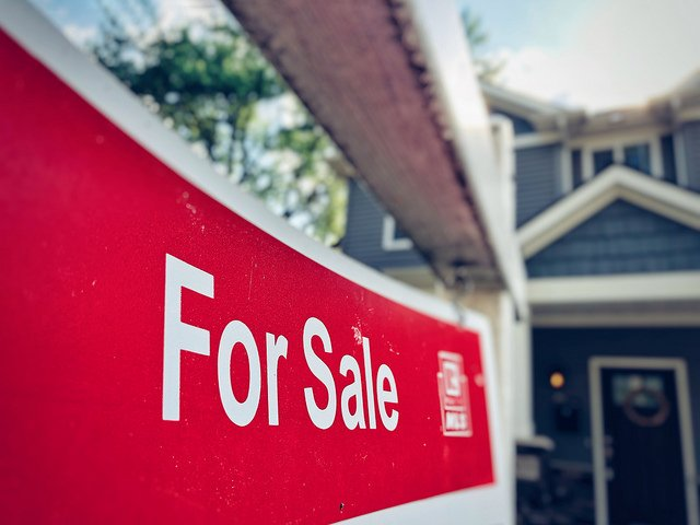 Number Of Starter Homes For Sale Is Rising