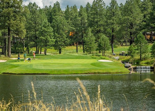 Forest Highlands Golf Flagstaff, AZ | Justin Bemis Real Estate