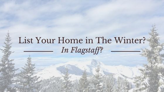 List Your Home in The Winter_