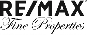 RE/MAX Fine Properties Logo
