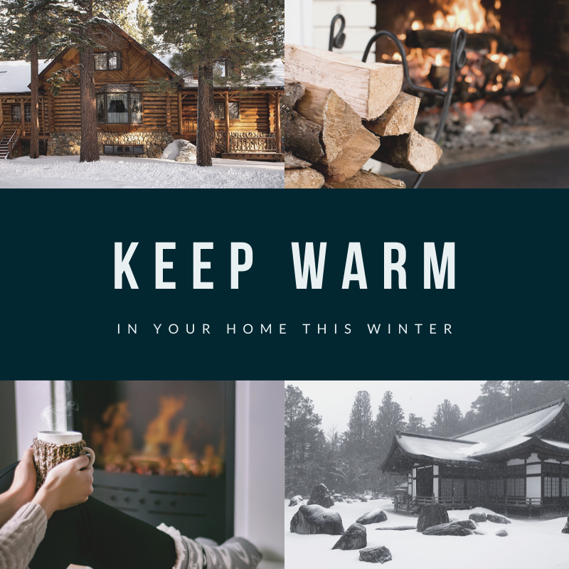 Safety Tips for Keeping Your House Warm During the Winter