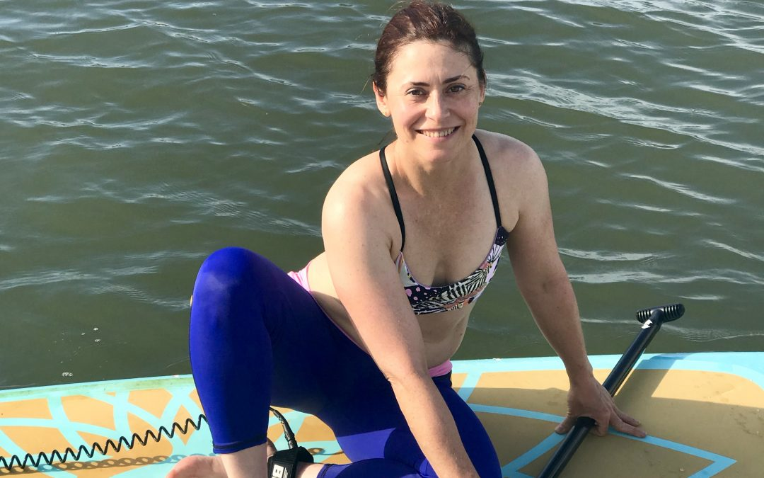 Love Yoga? Love the Water? Bring them together with Koastal SUP Yoga