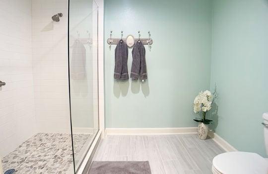 Master Bathroom Walkin Shower