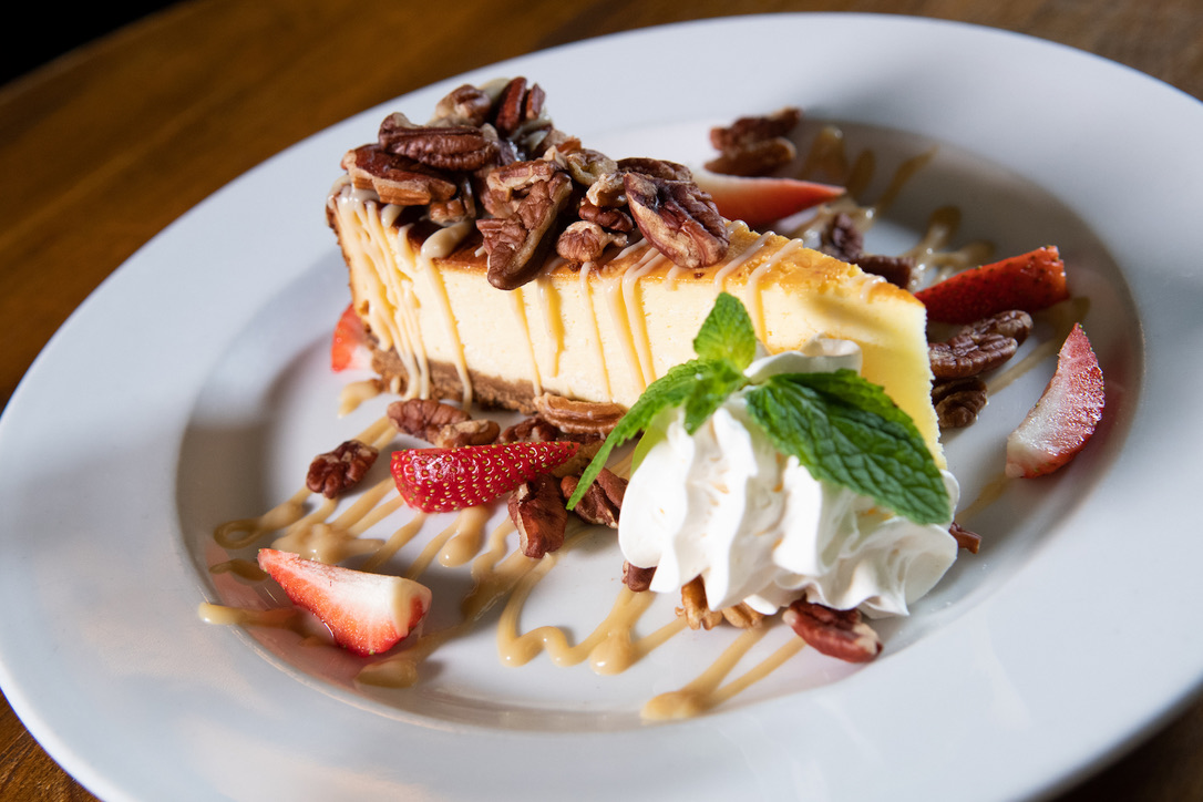 Picture of Cheesecake at Uptown Swinery