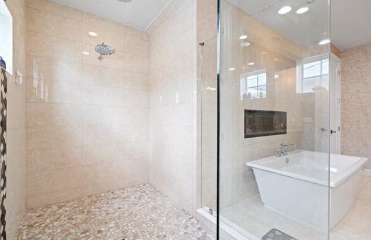38-Master Bath Shower