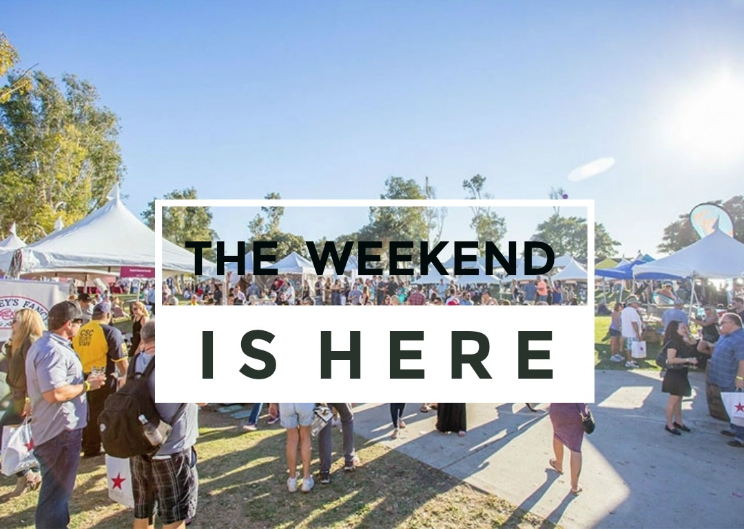 WHAT'S HAPPENING IN SAN DIEGO THIS WEEKEND! 9/5-9/8