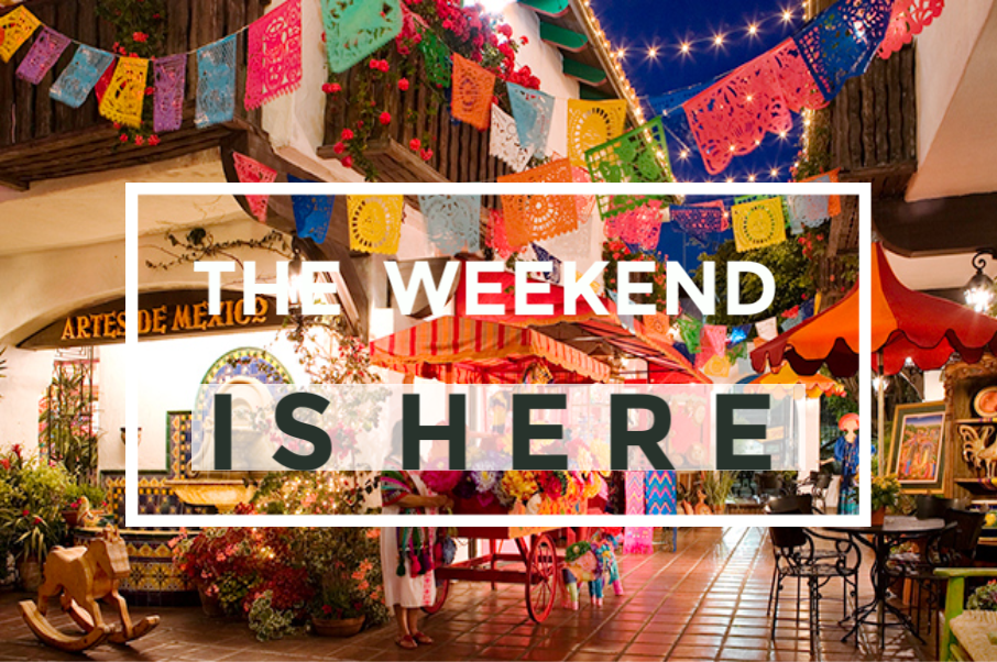 What's Happening in San Diego This Weekend! 5/4-5/5