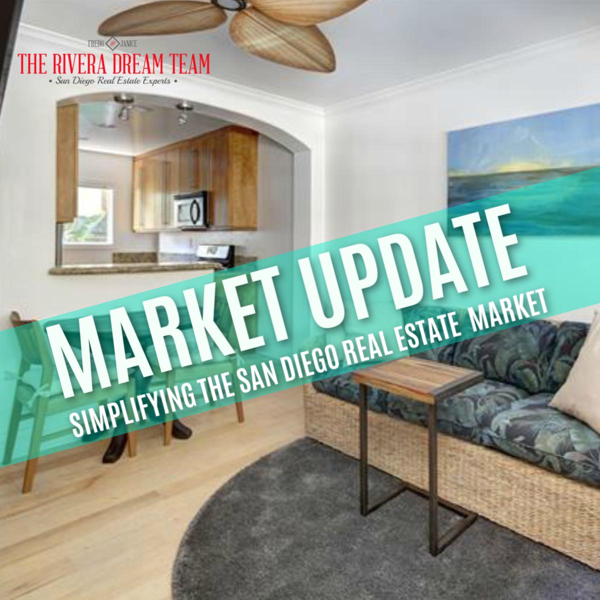 Market Update That Won't Put you To Sleep!