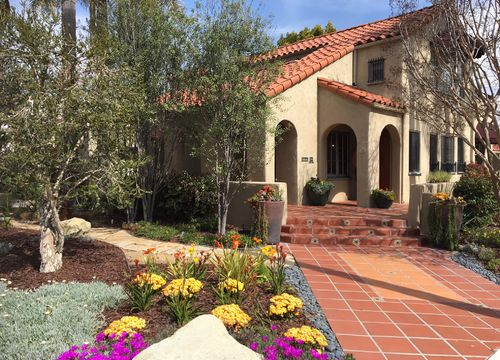 Belmont Heights Spanish Home