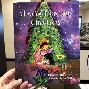 Holiday Children's Book by Deborah McGinnis