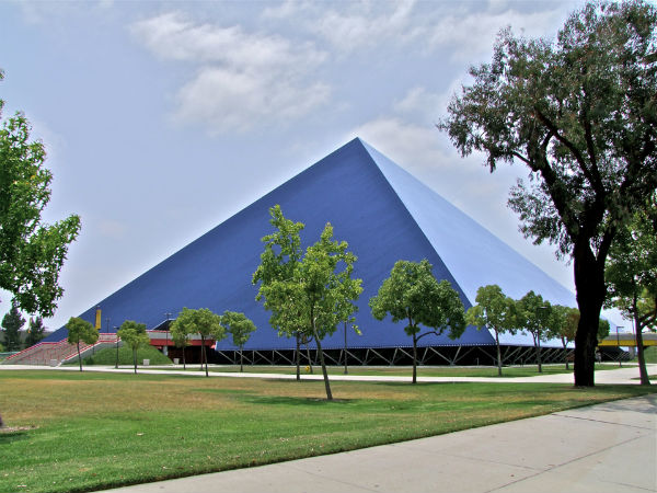 Long Beach Pyramid