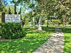 Long Beach El dorado Golf Course