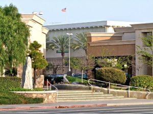 Los ALtos Shopping area