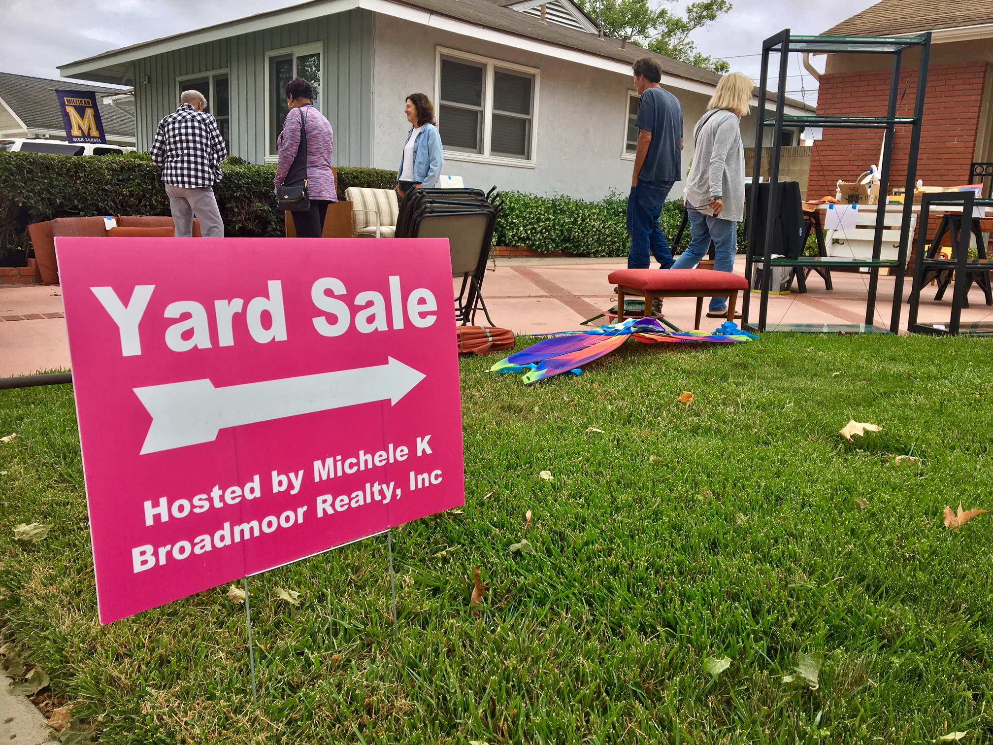 Realtor Sponsored Long Beach Yard Sales