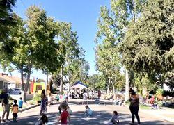 Los Altos area of Long Beach
