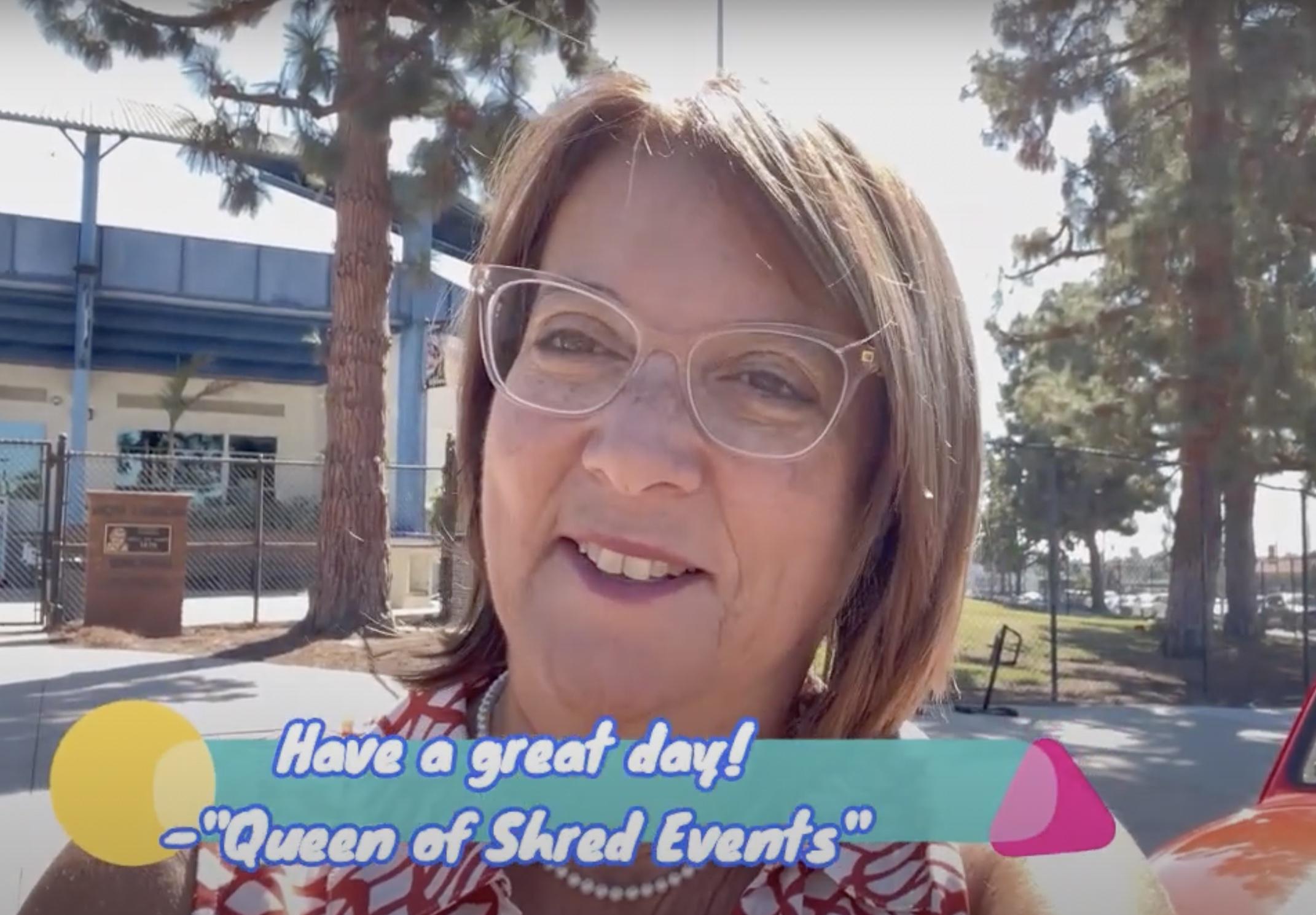 Free Document Shredding Events
