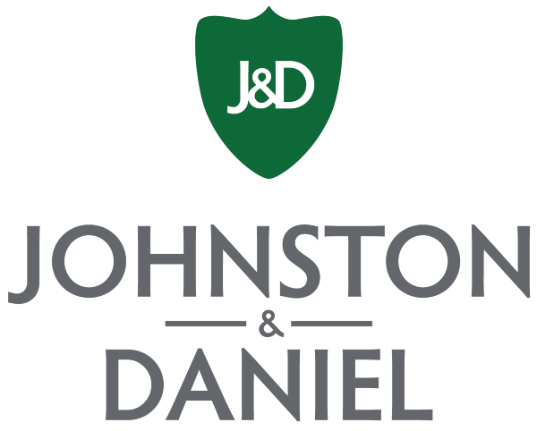 Johnston and Daniel Logo