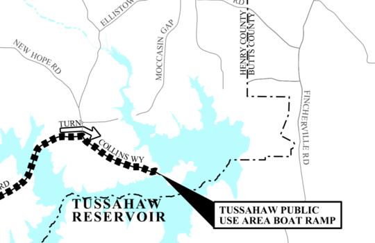 0 Ellistown Rd Tussahaw map