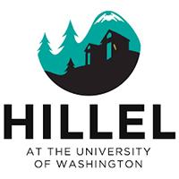 Hillel at The University of Washington Logo