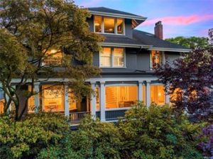 Stunning home on Capitol Hill