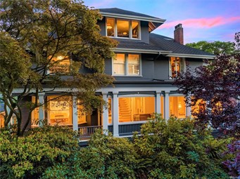 Stunning Capitol Hill home with Olympic views