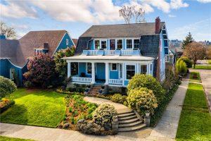 Home in Mount Baker, Seattle