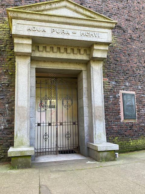 Volunteer Park Water Tower North Entrance