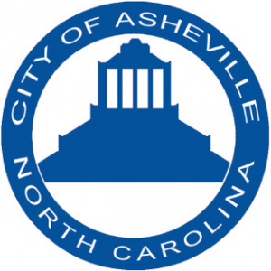 Seal of Asheville, North Carolina