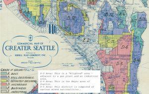 1936 redlining map