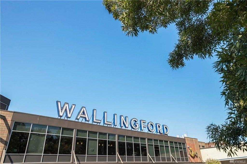 Wallingford Sign