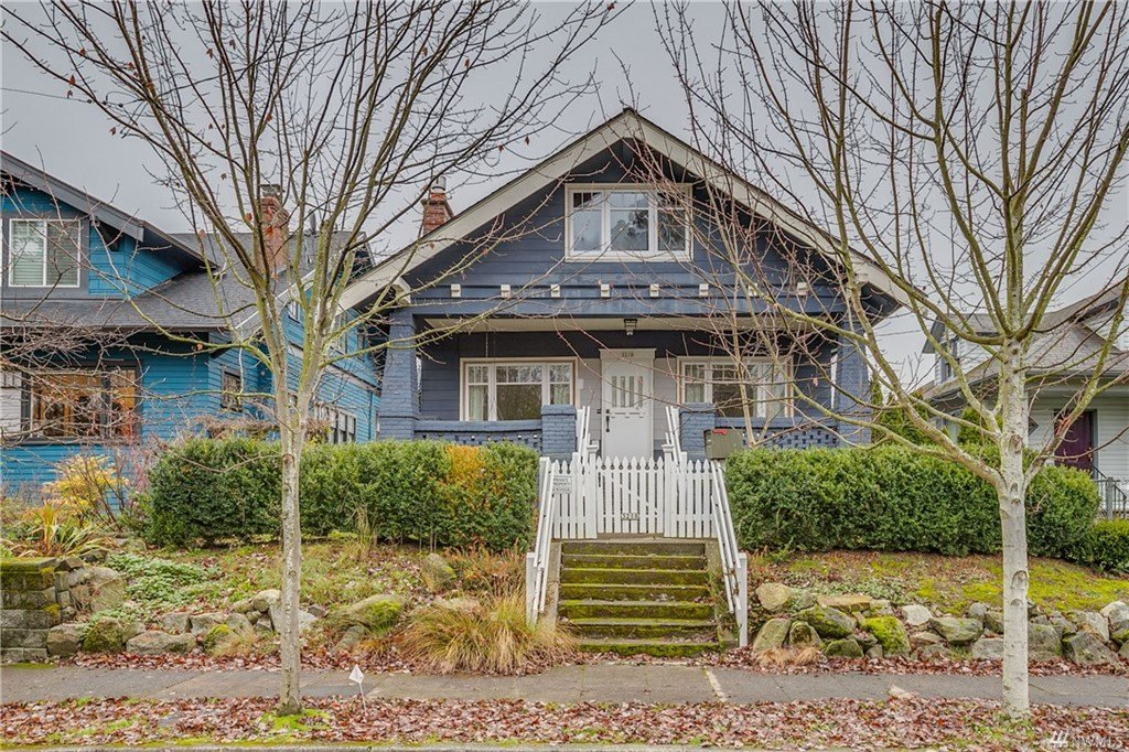 Remodel Craftsman in Mount Baker