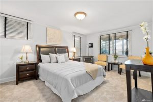 bedroom of listing 1741601