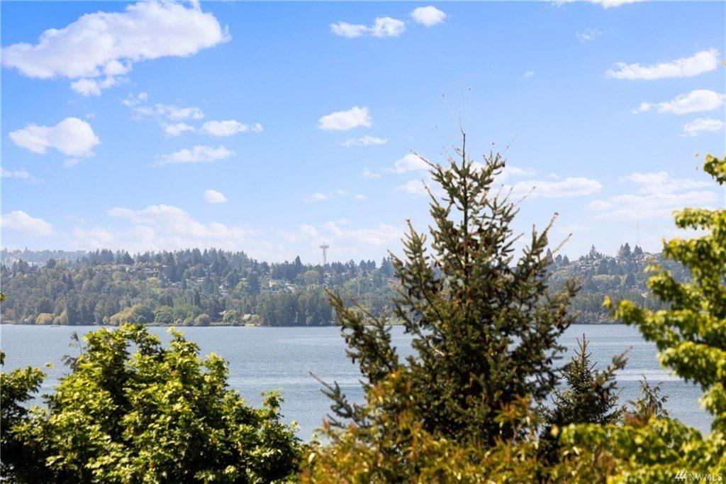 View of Lake Washington