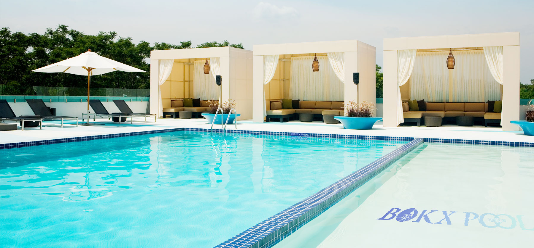 The Best Rooftop Pools in Boston
