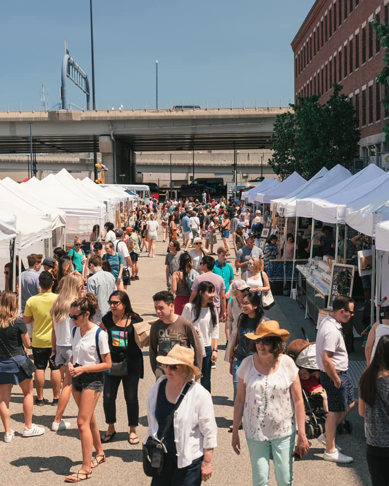 Sowa Open Market: Boston's largest celebration of local art, food and music