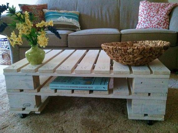 CREATIVE THINGS MADE FROM PALLETS [70 INCREDIBLE IDEAS]