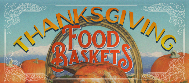 Thanksgiving Food Basket Outreach 2016