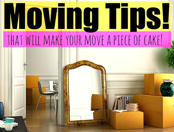 Here are Some Moving Tips for Those Over 50