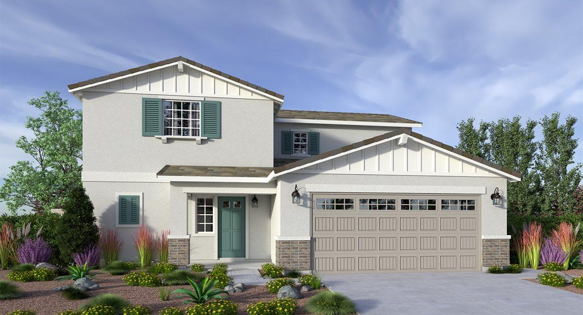 Etiwanda Ridge - Lennar Homes - Fontana, CA