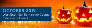 West End Calendar of Events - October 2019