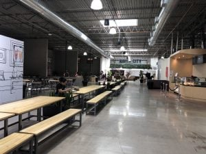 Haven City Marketplace interior