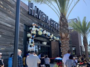 Haven City Market - Jonathan Perea Realtor - Ribbon Cutting - Grand Opening
