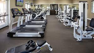 Rosena Ranch Gym