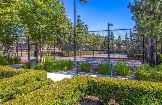 Shady Trails Community Basketball & Tennis Courts