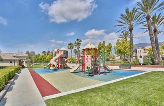 Shady Trails Community Playground