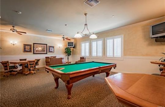 Shady Trails Community Conference Billiards & Poker Room