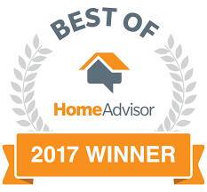 At Ease Pest Solutions Earned the 2017 HomeAdvisor Award